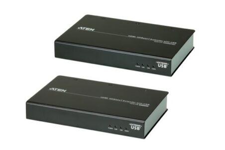 Aten VE813 prolongateur HDMI 4K + USB 2.0 en HDbase-T - 100M