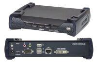 Aten KE6900R extendeur KVM DVI-I/USB sur IP - Récepteur seul