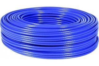 câble multibrin S/FTP CAT6 bleu - 100 m