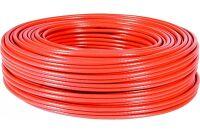 cable multibrin s/ftp CAT6 rouge - 100M