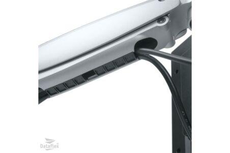 DATAFLEX Bras à fixer / pincer Viewmaster 57152 - 1 écran