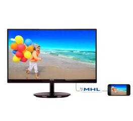 Ecran PHILIPS S-Line 234E5QDAB VGA/DVI/HDMI + HP - 23''