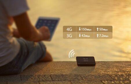 Tp-link M7350 clé 4G LTE modem mobile WiFi dual-band