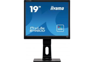 Ecran IIYAMA B1980SD-B1 5/4 VGA/DVI + HP - 19''
