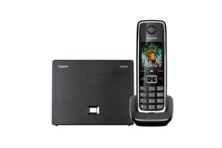 Gigaset C530 ip/analogique tél. sans fil DECT - Base+Comb.