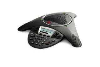 POLYCOM SoundStation IP 6000 SIP Télé-conférencier + alim