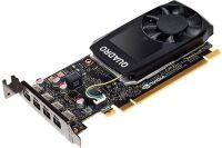 CARTE GRAPHIQUE PNY NVIDIA Quadro NVS510 2Go VGA/4xMini-DP