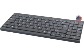 Clavier pour console LCD - Americain QWERTY