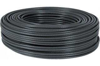 Cable monobrin F/UTP CAT6A exterieur - 100M