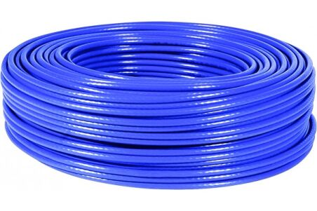 Cable multibrin f/utp CAT6A LS0H bleu - 100M