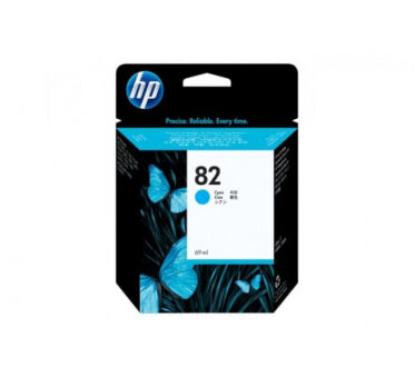 Cartouche HP C4911A n°82 - Cyan