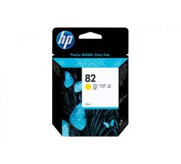 Cartouche HP C4913A n°82 - Yellow