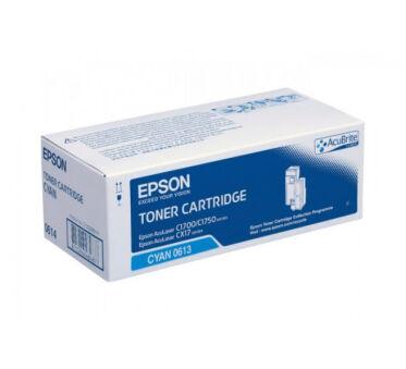 Toner EPSON C13S050613 - Cyan