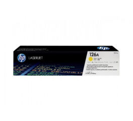Toner HP CE312A 126A - Yellow
