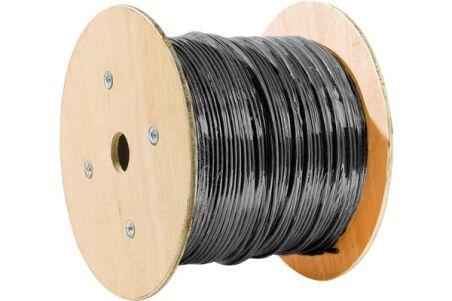 Câble monobrin U/UTP CAT5e extérieur - 305 m