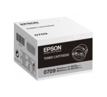 Toner EPSON C13S050709 - Noir