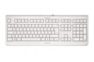 CHERRY Clavier étanche KC-1068 IP68 USB blanc QWERTY (US/Š)