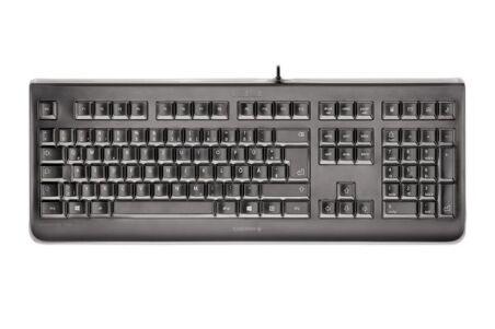 CHERRY Clavier étanche KC-1068 IP68 USB noir QWERTY (US/Š)