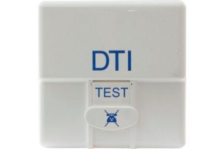 Boîtier DTI 3 lignes téléphoniques protégé sur rail DIN