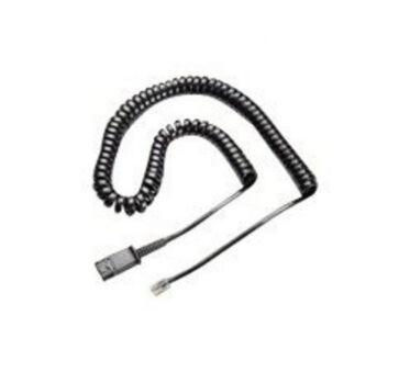 PLANTRONICS U10P-S19 câble QD pour Alcatel, Siemens, Mitel..