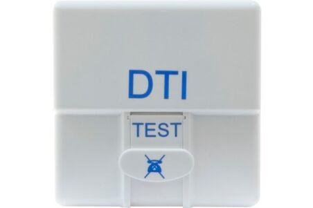 Boîtier DTI 3 lignes téléphoniques sur rail DIN