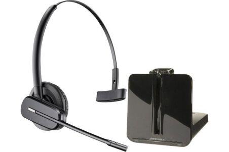 PLANTRONICS CS540A casque sans fil Téléphone de bureau 1 éco