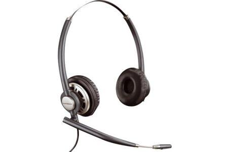 PLANTRONICS EncorePro HW720 casque filaire Téléphone de bureau 2 écouteurs