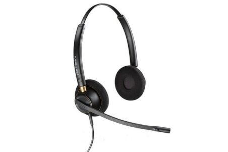 PLANTRONICS EncorePro HW520 casque filaire 2 écouteurs
