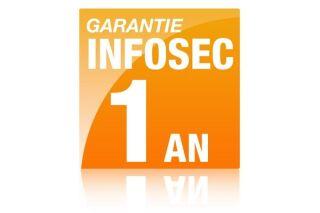 INFOSEC Extension de garantie à 3 ans W10