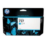 Cartouche HP B3P19A n°727 - Cyan