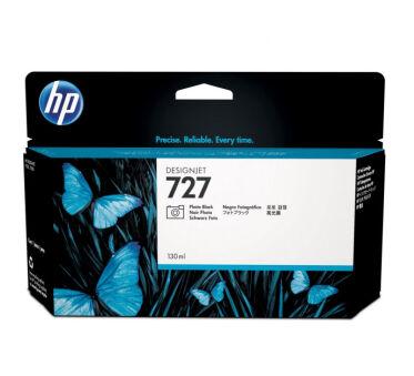 Cartouche HP B3P23A n°727 - Noir Photo