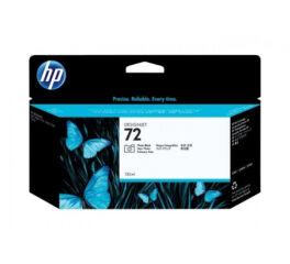 Cartouche HP C9370A n°72 - Noir