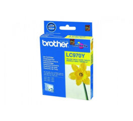 Cartouche BROTHER LC970Y - Yellow