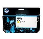 Cartouche HP B3P21A n°727 - Yellow