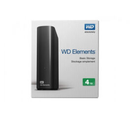 DD EXT. 3.5'' WD My Elements DeskTop USB 3.0 - 4To