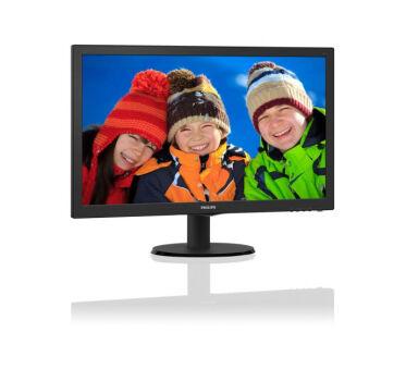 Ecran PHILIPS V-Line 243V5QHAB VGA-DVI-HDMI + HP - 23.6''
