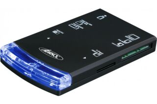 Lecteur de cartes mémoire et cartes SIM USB 2.0