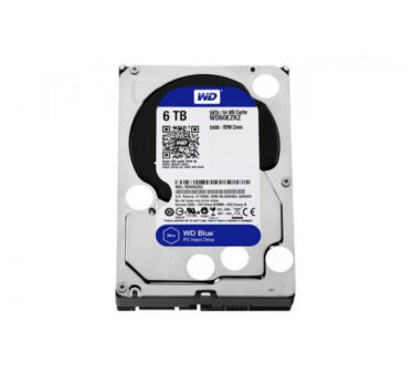 "DD 3.5"" SATA III WESTERN DIGITAL WD Blue - 6To"