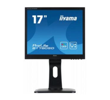Ecran IIYAMA B1780SD 5/4 VGA/DVI + HP - 17''