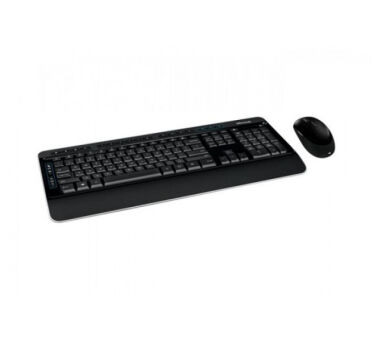 MICROSOFT Pack Clavier/Souris Wireless Desktop 3050