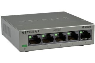 NETGEAR GS305 Switch 5 ports 10/100/1000 metal