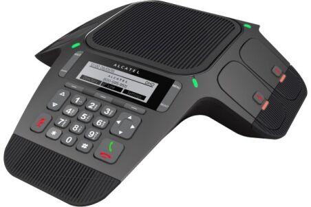 Alcatel Conférence IP1850 Conférencier VoIP SIP Base + 4 Mic