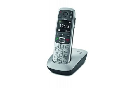 Gigaset E560 Téléphone sans fil base + combiné