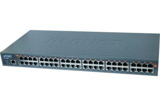 Planet POE-2400G Hub Injecteur 24P Gigabit PoE+ 440W