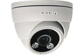 camera dôme IP extérieure 1080p à vision nocturne - 3,8mm
