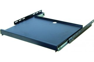 Tiroir clavier 19'' pour baie 900 mm noir