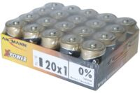 ANSMANN Piles alcalines industrielles 5015701 LR20 / D colis