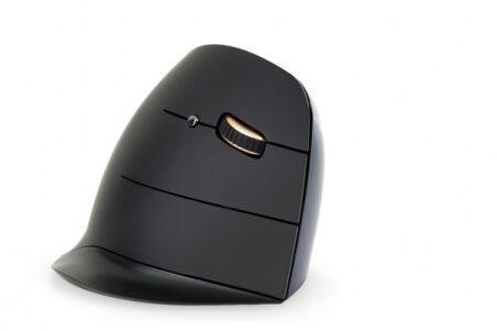 EVOLUENT Vertical Mouse C sans fil - droitier Noir/Argent