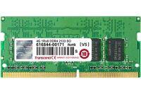 Memoire TRANSCEND JetRam SODIMM DDR4 PC4-17000/2133MHz 4Go
