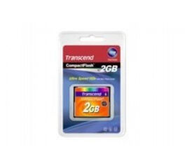 TRANSCEND Carte Compact Flash 133x - 2Go